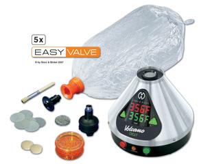 Volcano Vaporizer Easy Valve System