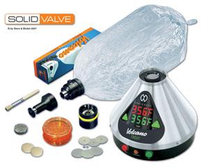 Volcano Digit Solid valve System