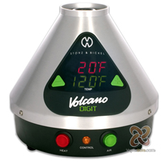 The Volcano Vaporizer Digit System - Digital