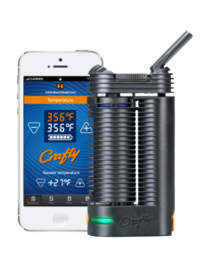Crafty Vaporizer and Apple Iphone