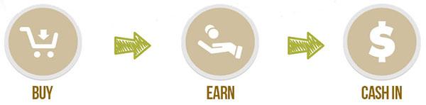 Vaporizer Reward Loyalty Points