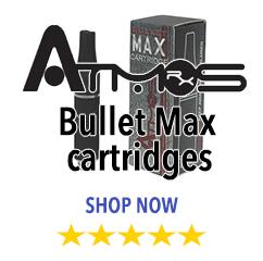 atmos bullet max cartridges