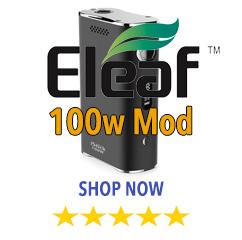 eleaf 100w mod