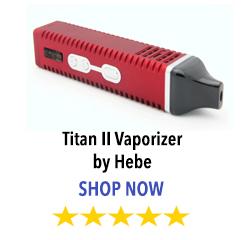 titan II vaporizer