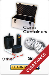 Accessories - Handkits, Grinders, Cleaners, Storage, Herbs