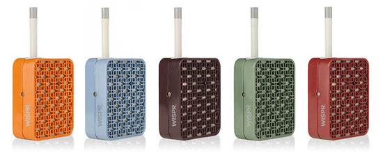 Wispr Vaporizer Group Picture Portable Vaporizer