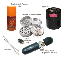 Vaporizer Accessory Pack