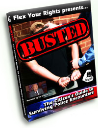 Busted: Citizens Guide to Surviving Police Encounters - DVD