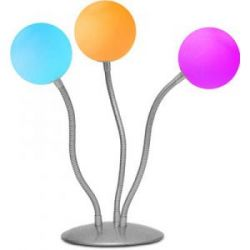 3 Ball Color Changing Lamp