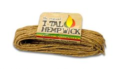 I-Tal Hemp Wick - The Original 3.5' Length