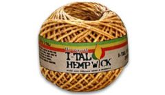 I-Tal Hemp Wick - The Original 250' Spool