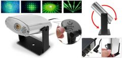 Mini Laser Twinkling Star - Green Laser Projector
