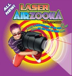Laser Airzooka - Black
