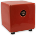Hot Box Herbal Vaporizer - Red Tile