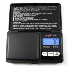 Weigh Max Digital Scale  - Digital Pocket Scale