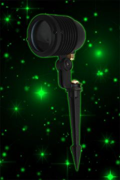 Blisslights Spright Classic with Transformer - Green Laser
