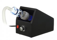 The VaporBox Vaporizer Nextgen - Dual Screen Hands Free