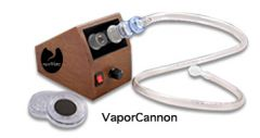 VaporCannon Vaporizer Models - Heater Core Repair