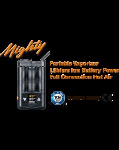Mighty Vaporizer Ad