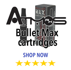 atmos bullet max cartridges