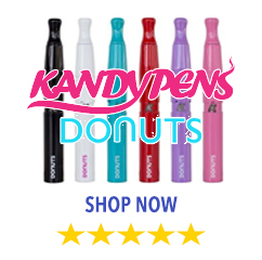 kandypens donuts